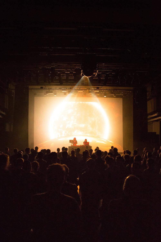 NODE17 Closing Night – AV Performance 'Nonagon II' by Jem